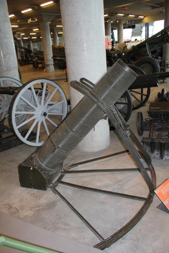 Albrecht 25cm mortar