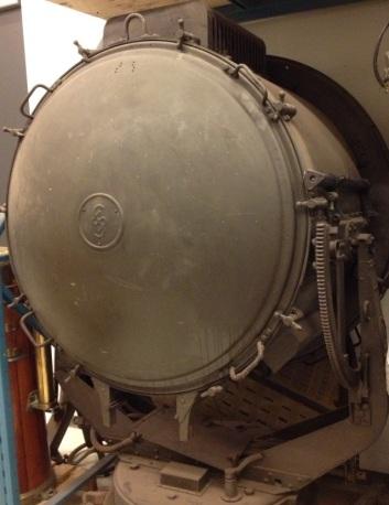 120cm Siemens Schuckert Searchlight