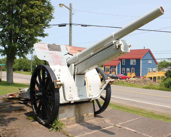 Krupp 1917 10.5 cm Field Gun