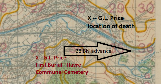GL price McMaster Trench