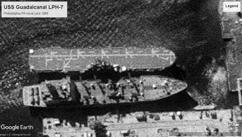 USS Guadalcanal LPH-7 Philedelphia 1999.jpg