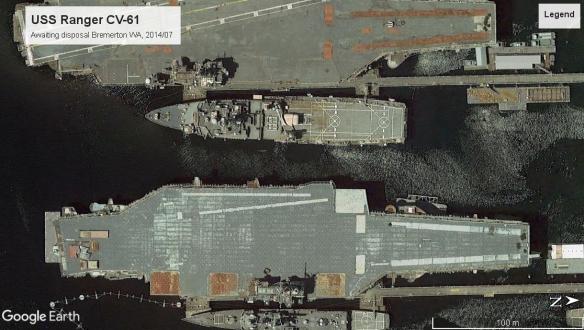USS Ranger CV-61 Bremerton 2014.jpg