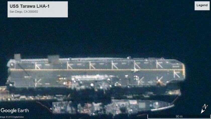 USS Tarawa LHA-1 San Diego 2000.jpg