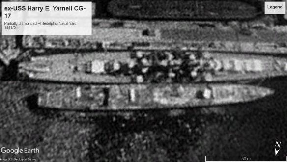ex-USS Harry E Yarnell CG17 Philedelphia PA 1994.jpg
