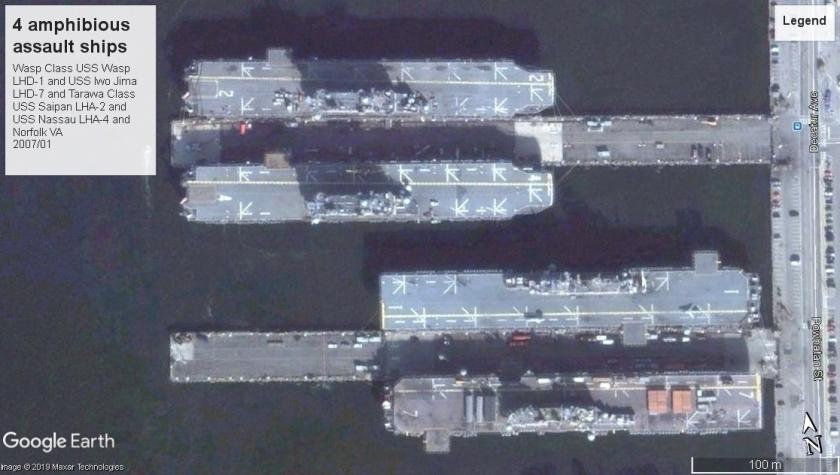 4 amphibious assault ship