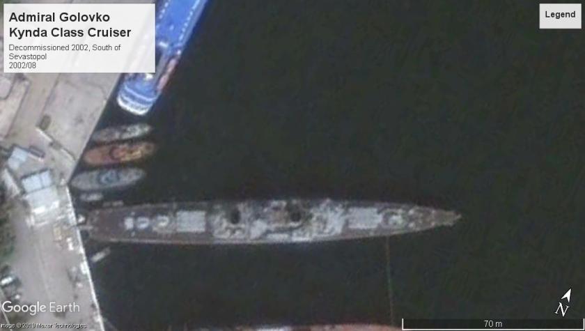 Admiral Golovko Kynda Sevastopol 2002