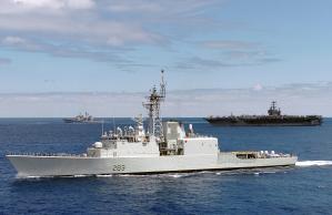 HMCS Iroquois NARA