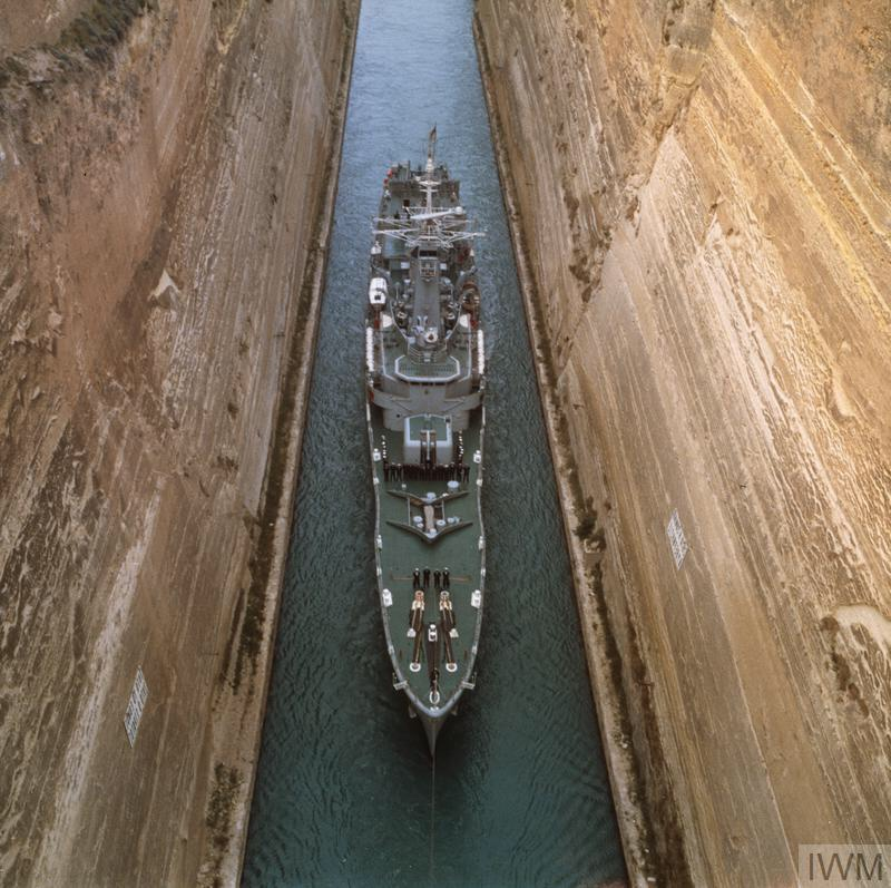 THE ROYAL NAVY IN THE 1970S