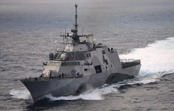 Virtual Strike Group Verifies New U.S. Navy Combat Capability in Complex Test