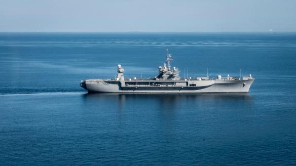 BALTOPS 2019 USS Mount Whitney (LCC 20)