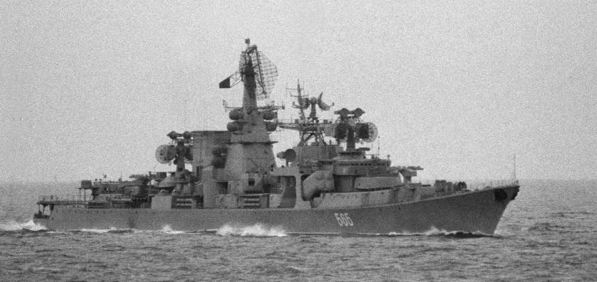 Kara class DN-SN-89-04567detail
