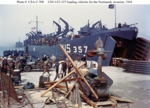 LST 357 NHHC USA C-708