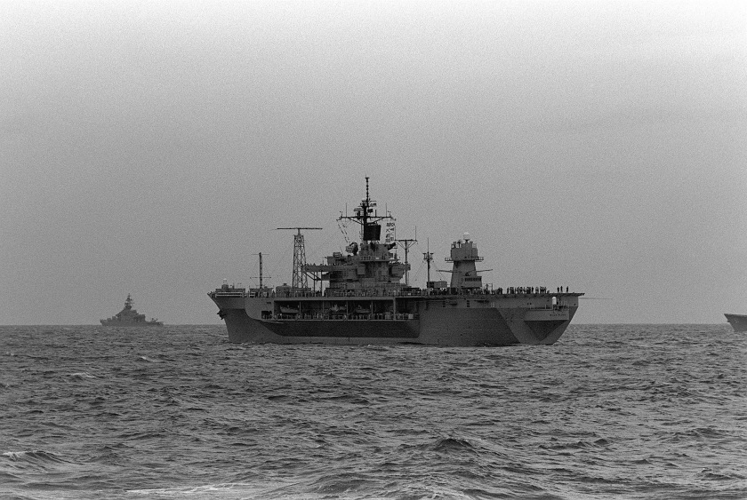 FLEET EXERCISE '89