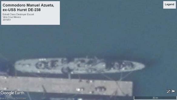 USS Hurst Vera Cruz MX 2015