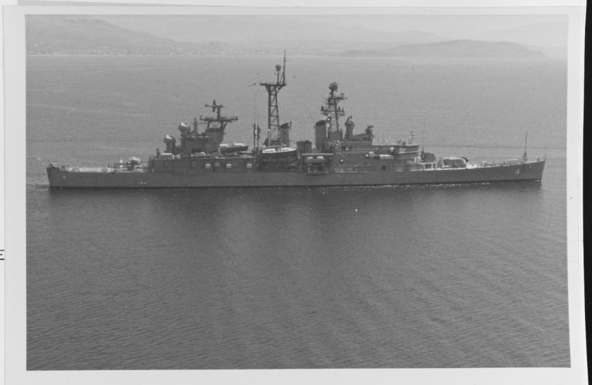 USS Little Rock NHHC NH 83498-KN