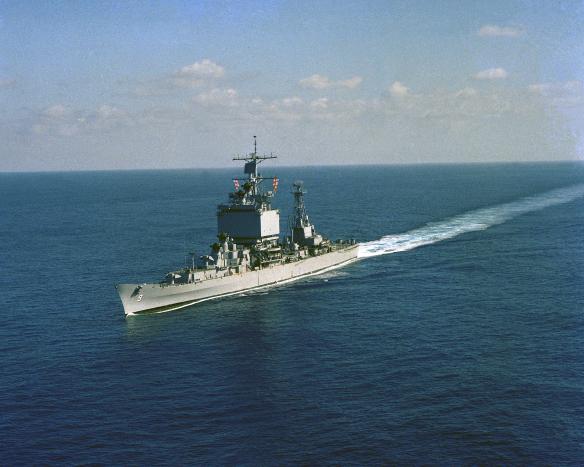 USS Long Beach CGN9 NARA
