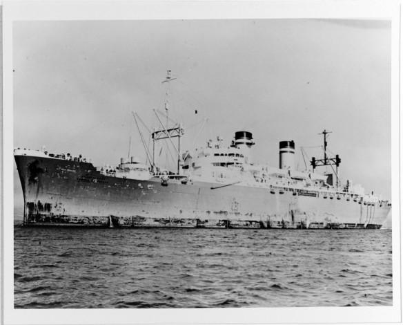 Admiral CF Hughes NH 80020