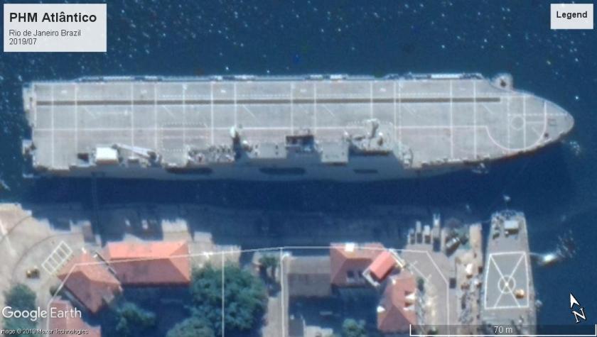 HMS Ocean - PHM Atlântico Rio 2019