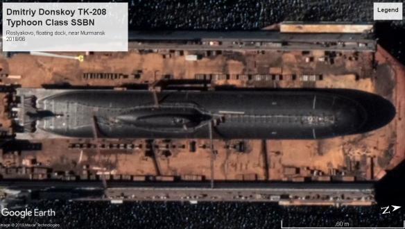 Typhoon TK208 Murmansk 2018