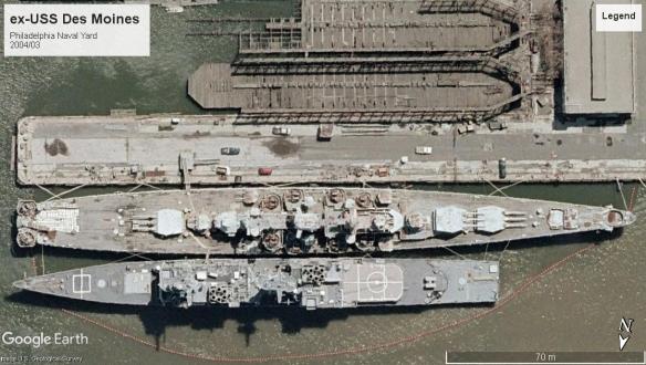 USS Des Moines Philadelphia 2004
