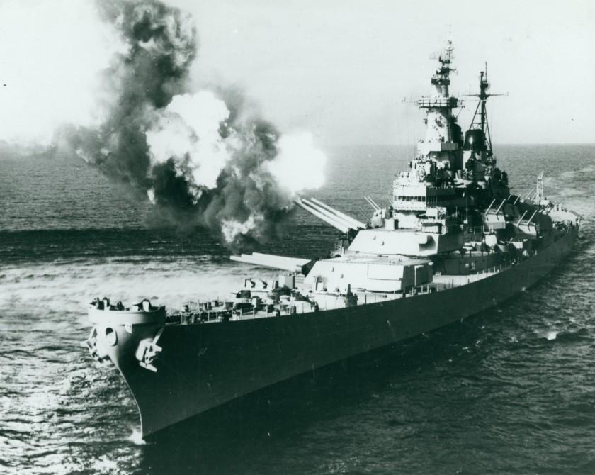 USS Missouri BB-62 80-G-421049