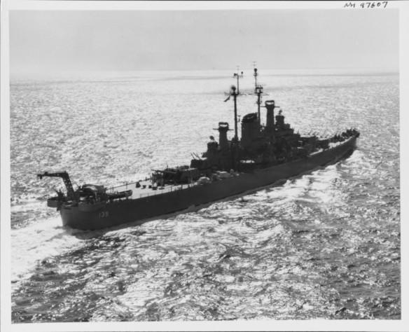 USS Salem NH 97607