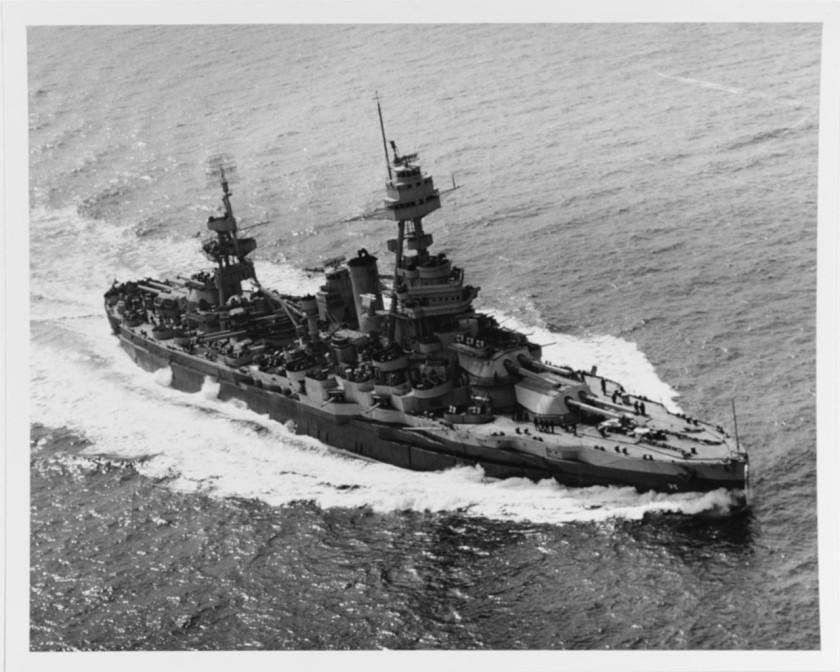 USS Texas 80-G-426229
