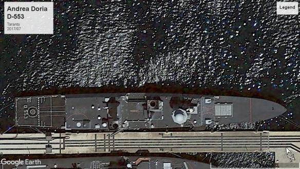 Andrea Doria Taranto 2017