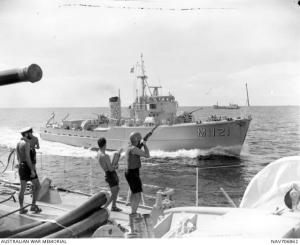 HMAS Curlew AWM 4068772