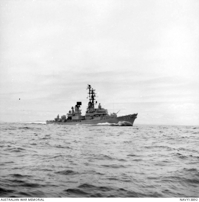 HMAS Hobart II