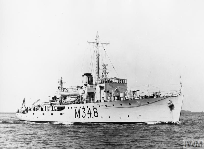 HMNZS Stalwall