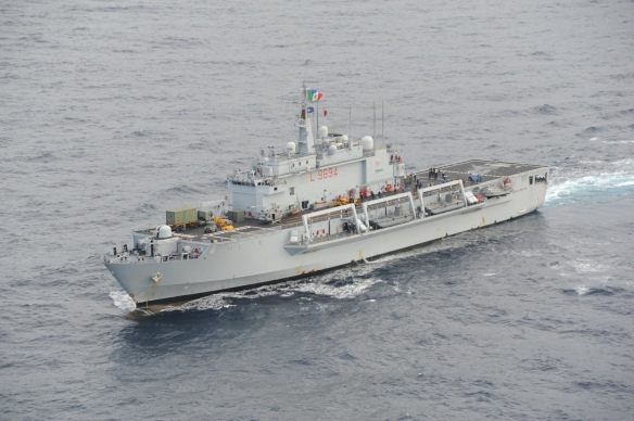 OUP maritime operations: Mission accomplished