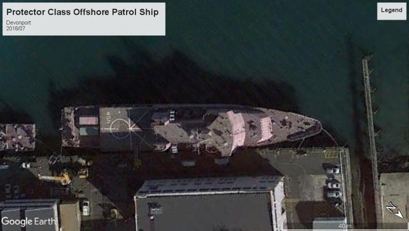 Protector Class Devonport 2016