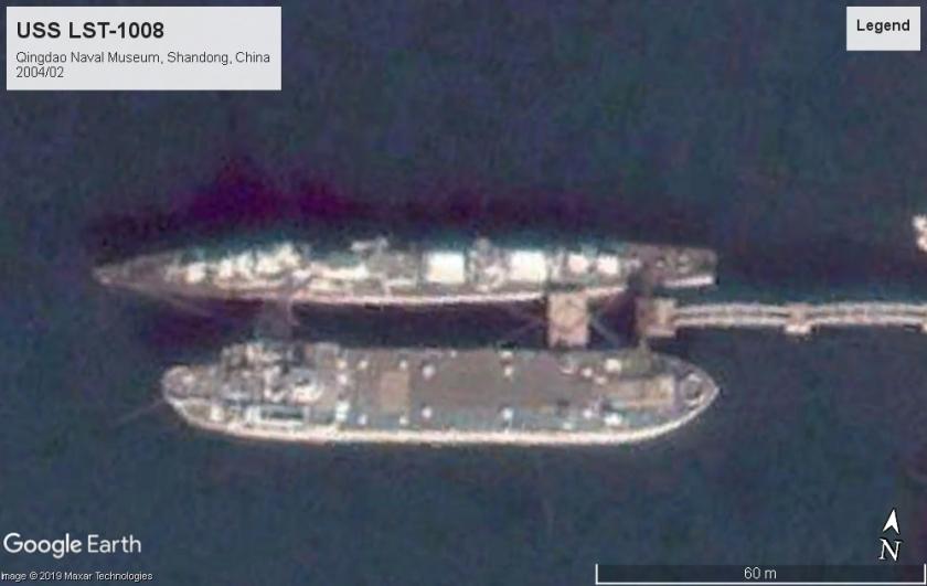 USS LST-1008 Qingdao 2004