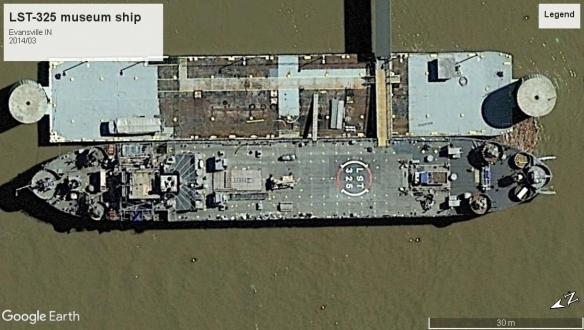 USS LST-325 Evansville IN 2014