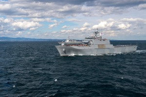 USS Benfold Participates in IFR 2018