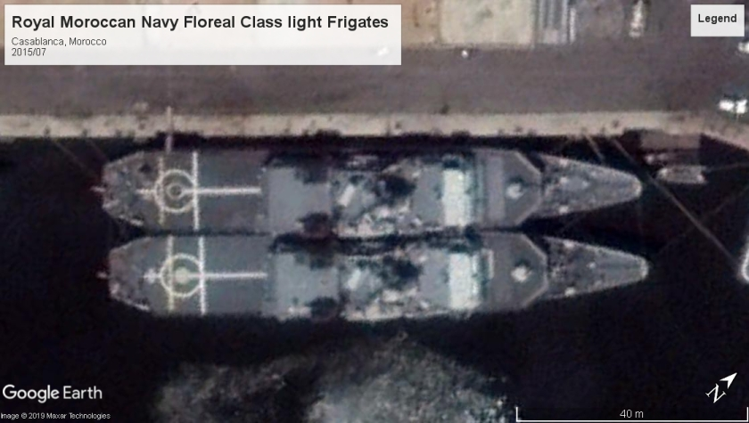 Floreal Class light FF Morocco 2015