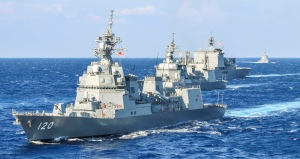 U.S., Japanese, Australian, and Canadian Navies Participate in ANNUALEX 19