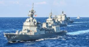 U.S., Japanese, Australian, and Canadian Navies Participate in ANNUALEX 19