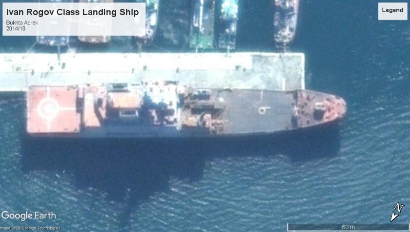 Ivan Rogov class landing ship Fokino 2014.jpg