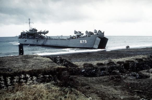 Korean LST NARA 6353465