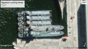 Landing Ships Alexandria 2018