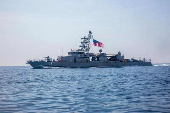 USS Whirlwind (PC 11)