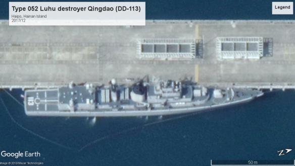 Type052 7Qingdao 113 Haipo 201
