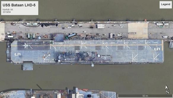 USS Bataan LHD-5 Norfolk 2019