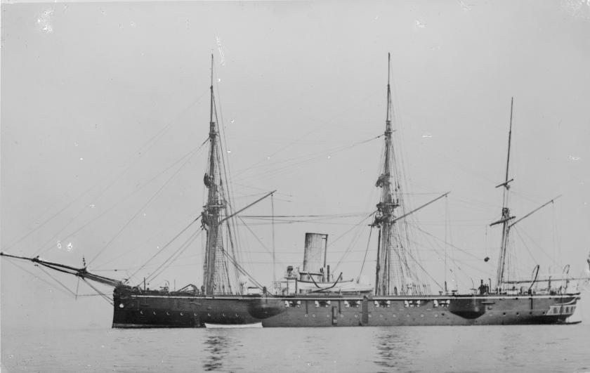 HMS_Calypso_A