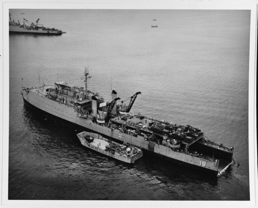 USS Comstock LSD-19 USN 1111760