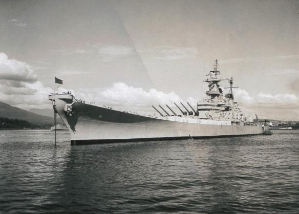 USS Iowa VancouverLAC E-7199-1 1947