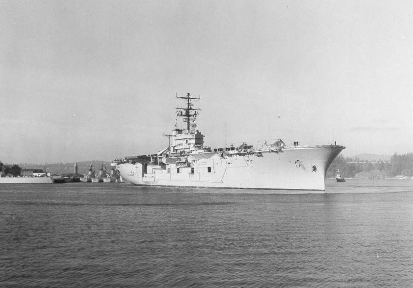 USS Iwo Jima LPD2 Esq 1961 E-63864