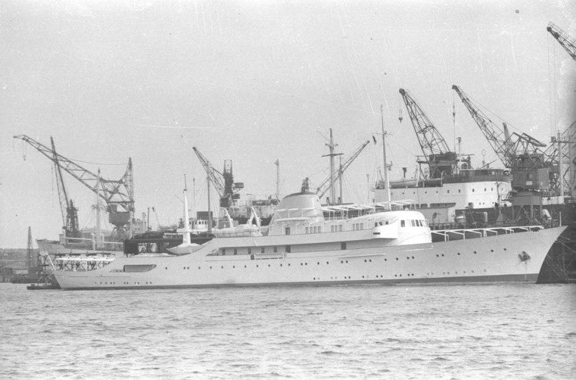 Yacht CHRISTINA O.